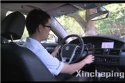 国际范的国产车 上汽MG6 1.8T试车视频