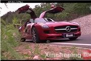 向经典致敬 奔驰SLS AMG跑车试车视频