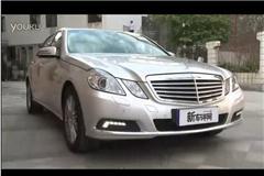 """浓郁""""中国风味"""" 北京奔驰E260L试车视频"""