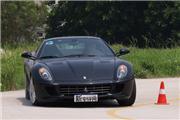 小赛道试驾法拉利599