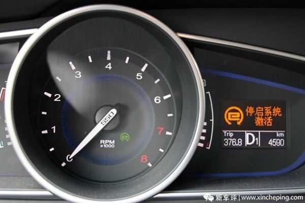 荣威550长测(2)当自动启停系统遇上塞车