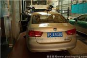 上海大众新桑塔纳长测(28)日记:第一万公里常规保养