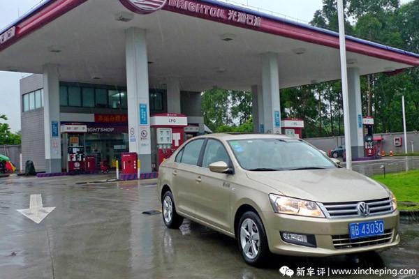 新桑塔纳长测(45)小结:20000公里油耗汇总