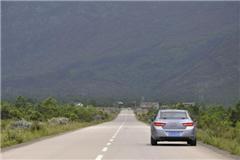 别克英朗GT环中国路试系列视频(2)加速测试篇