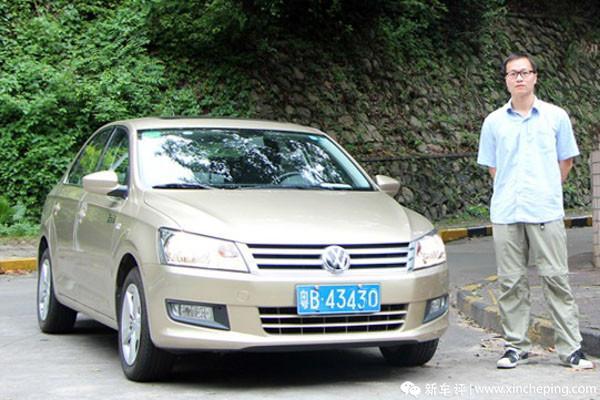 新桑塔纳网友长测篇(37)细说几个车内小发现