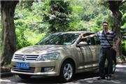 新桑塔纳网友长测篇(33)多图实拍详谈用车感受