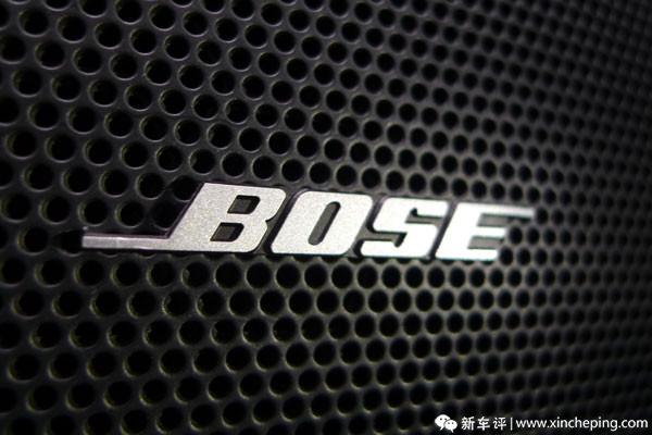 CX-5长测(2)美好的BOSE初印象