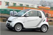 鹅蛋型小小玩具车 新车评网smart Fortwo试车视频