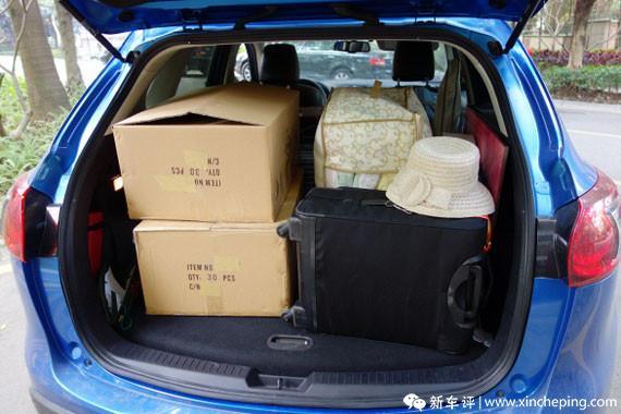 CX-5长测(5)车到用时方知大