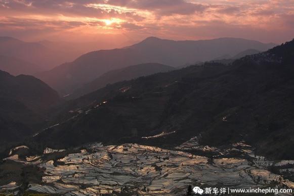 汉兰达边境行(14)元阳:石径间的美景