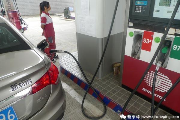 雪鐵龍C4L長測(41)16000km油耗大匯總