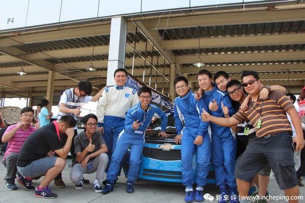 新车评网赛车队(64)团队成员回顾全年比赛