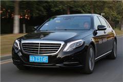 德国大豪客 奔驰S级试车视频
