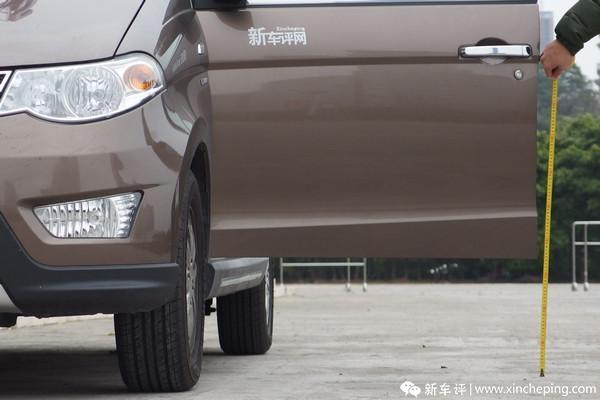 宏光S长测(31)车门那么高,大家知道吗?