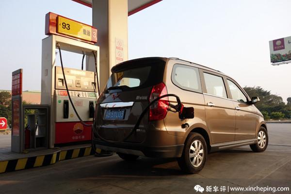 宏光S长测(36)15000km油耗汇总