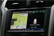 蒙迪欧长测(6)My Ford Touch车载系统使用感受