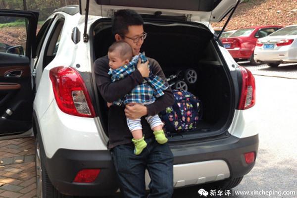 昂科拉长测(7)接受年轻男女&年轻家庭的检验