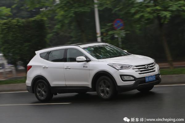 新胜达长测(28)改变一些对韩系车的旧有认识