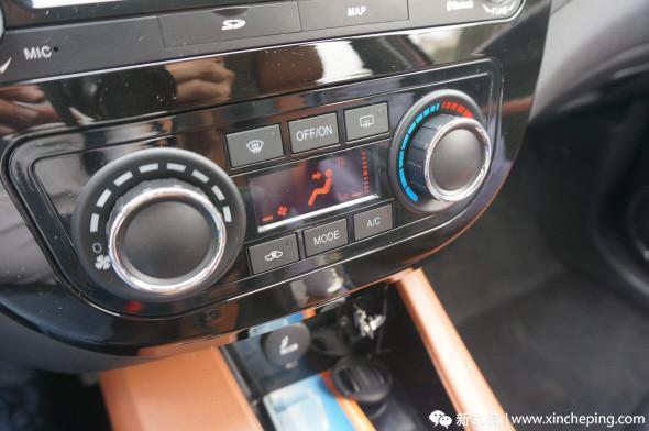 景逸X5长测(22)未能全面兼顾的按键提示灯
