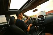 海馬S5長測(2)多重天氣考驗駕駛視野