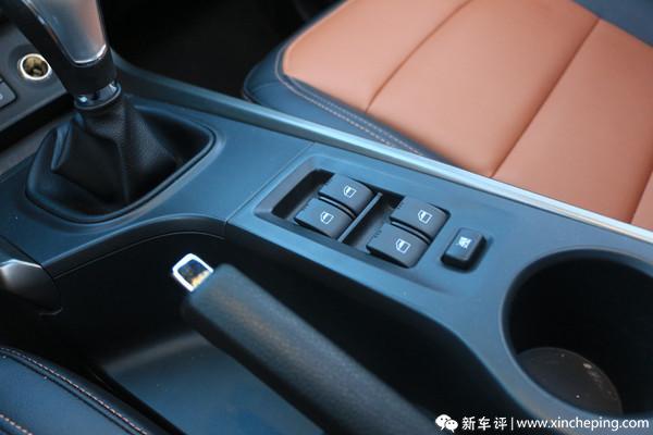 海马S5长测(3)初次接触需要适应的地方