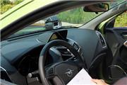 海马S5长测(8)性能测试:加速平庸,制动优异