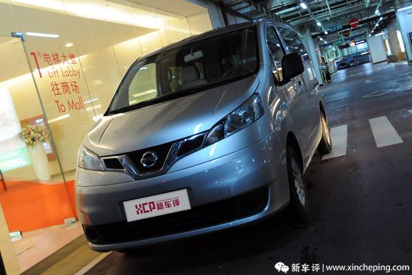 郑州日产NV200 1.6L CVT两个月小长测启动