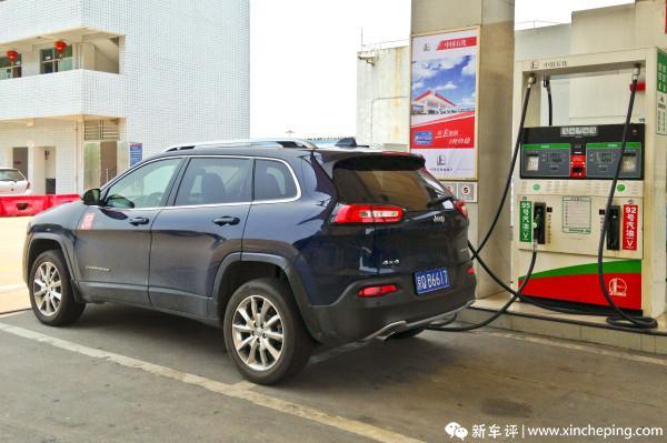 自由光长测(16)美国车是大吃怪?三个月油耗汇总