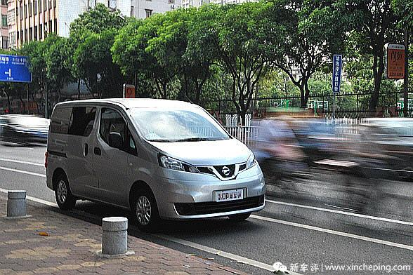 "NV200长测(5)参照老黄历,列城市驾驶""宜忌"""