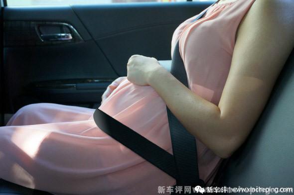 九代雅阁长测(36)接送孕妇,考验雅阁乘坐舒适性