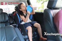 新车评网安全文明驾驶公开课(16)儿童乘车篇