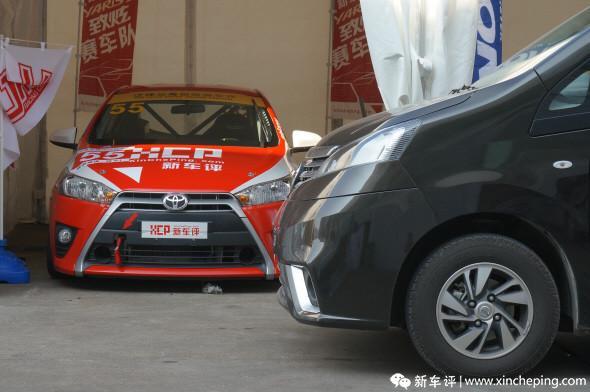 NV200长测(8)陪同赛车队出征泛珠三角赛车节