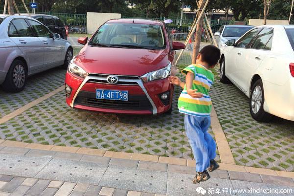 致炫长测(32)有个小朋友在车上,怎样才安心?