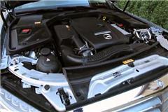 新车完全手册:奔驰新C级动力性能