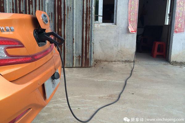 比亚迪秦长测(13)这次不仅谈油耗 说说用车成本