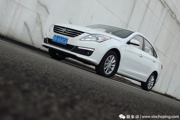 景逸S50長測(2)上手初感受有驚喜!