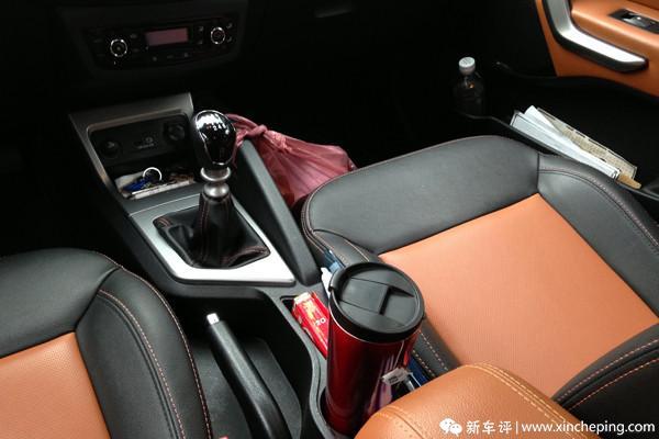 瑞风S3长测(9)车内储物激发用车生活的小智慧