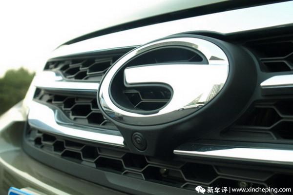 GS5速博长测(8)车内装备的两个小秘密
