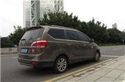 """宝骏730长测(34)和NV200比""""轿车化"""""""