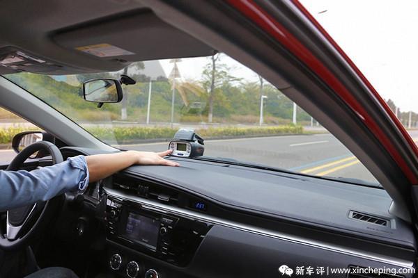 雷凌长测(26)两碗水端平不易,有丰田特色的性能测试
