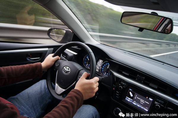 雷凌长测(29)高速新发现:一箱油能跑800公里