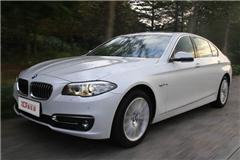 新车评网试驾BMW 530Le视频