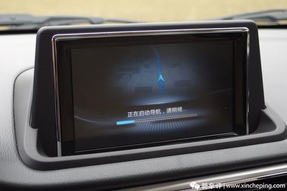 悦翔V7长测(14)不过不失的导航系统