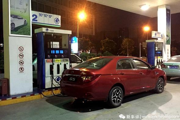 比亚迪G5长测(7)非常规油耗测试总结