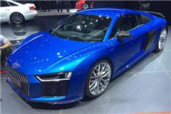 2015上海车展新车点评:新一代奥迪R8