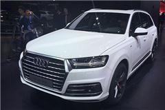 2015上海车展新车点评:新一代奥迪Q7